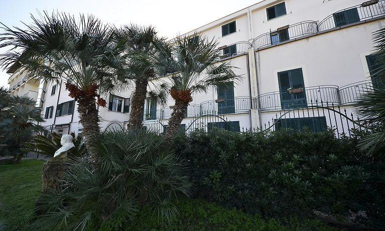 Hotel Villa D Amato Palermo